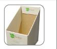 Eco-Friendly Wedge Slashbox