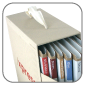 Eco-Appeal Tote with Books